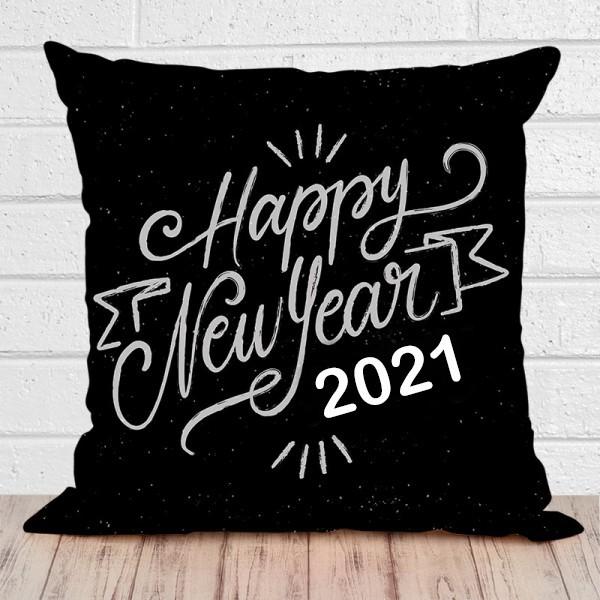 Happy New Year Cushion