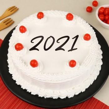 2021 Vanilla Cake