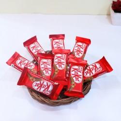 Kitkat Basket