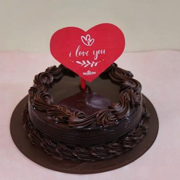 Valentines Day Chocolate Cakes