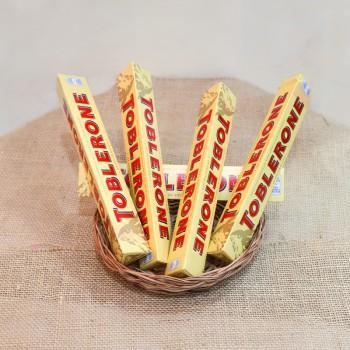 Pack of Tobelrone Chocolate