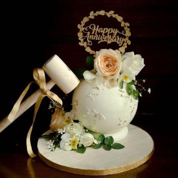 Pinata Cake for Anniversary