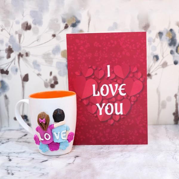 3D Designer Mug and Greeting Card
