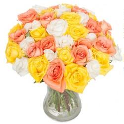 Mix Roses Bouquet