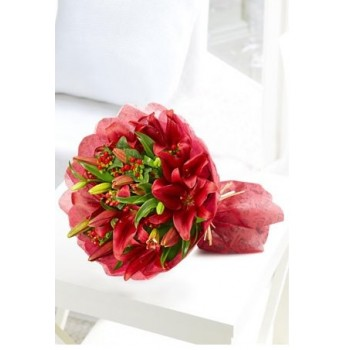 Passion Red Bouquet