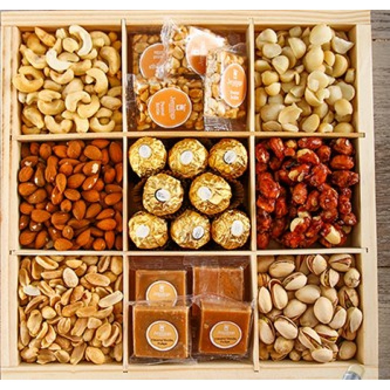 Nuts About Nuts Crate