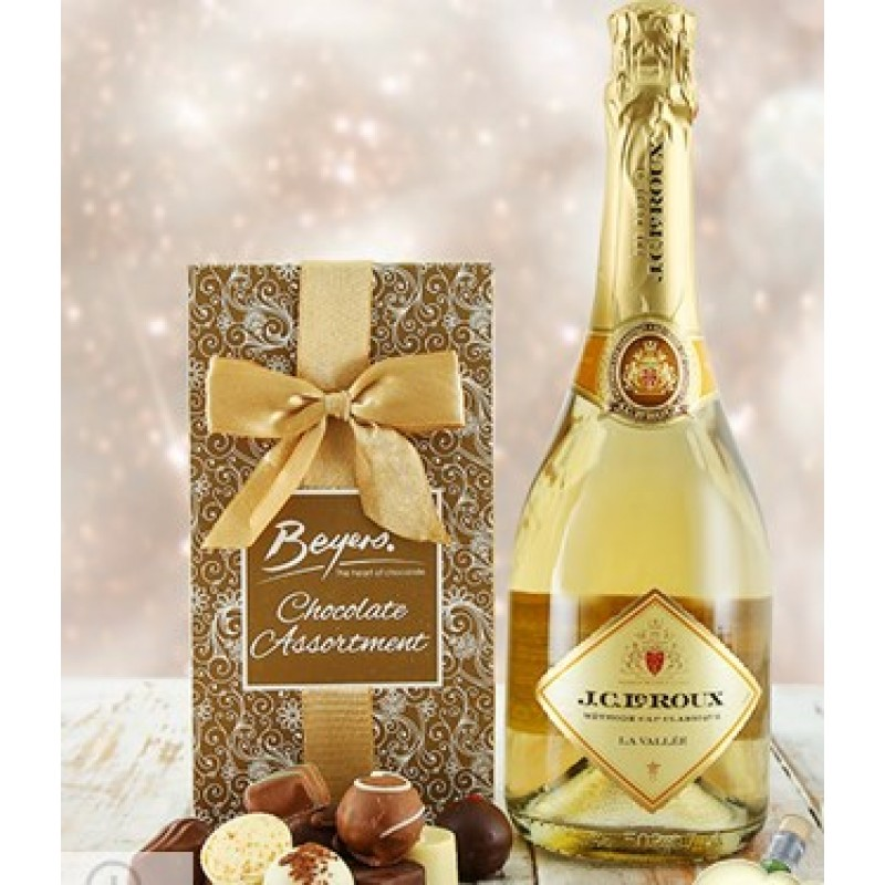 Sparkling Chocolate Gift