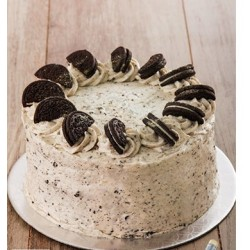 Cookies and Cream Cake