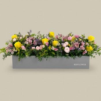 Aviva Flower Box
