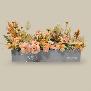 Demeters Harvest Flower Box
