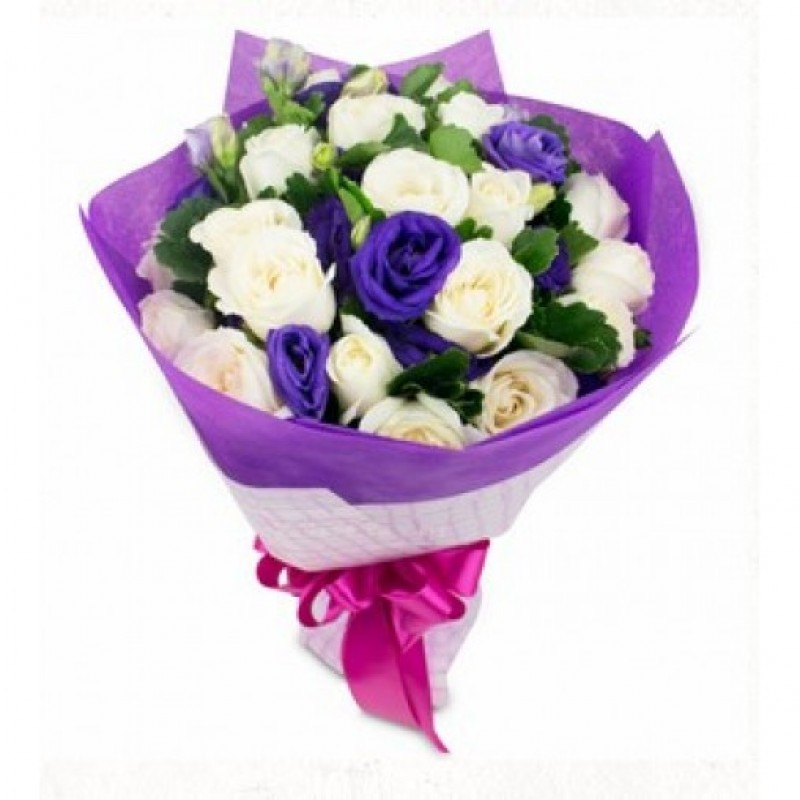 Eustoma Love Bouquet