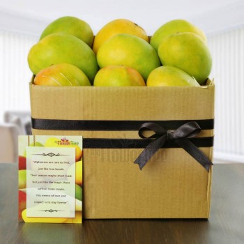 Pack of 2 Kg mangoes