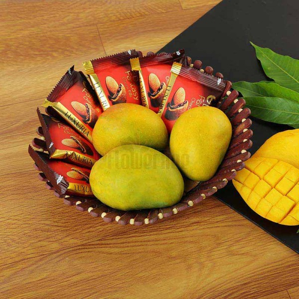 Mango and Chocolates