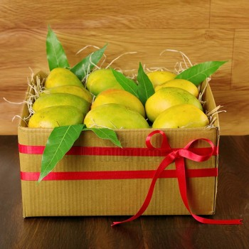 A Box of 3 Kg Mangoes