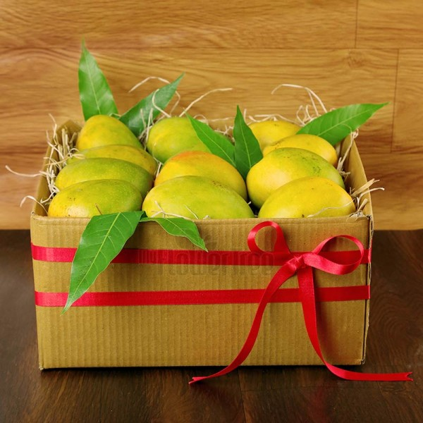 A Box of 3 Kg Mangoes