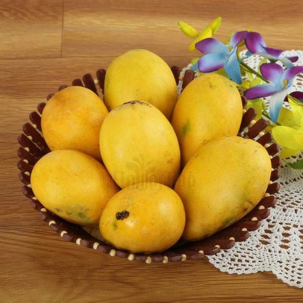 A Basket consisting of 2 Kg mangoes