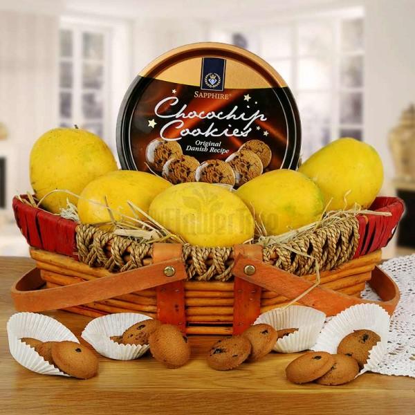 Crunchy Mango