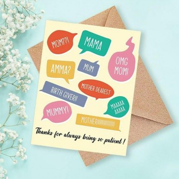 Greeting Card for Mom