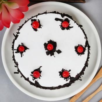 Sugarfree Black Forest Cake