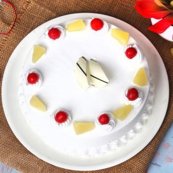 Sugarfree Pineapple Cake