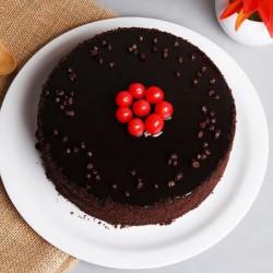 Chocolate Truffle Sugarfree Cake