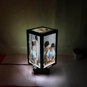 Personalised Photo Lamp for DAD