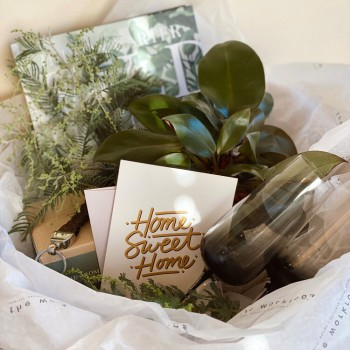 New Home Owners Gift Basket