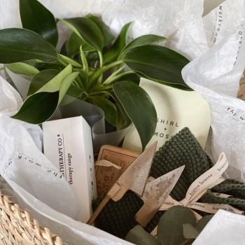 Garden Lovers Gift Basket