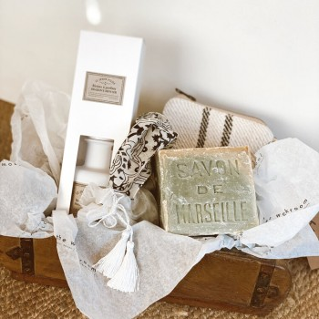 French Lovers Gift Basket