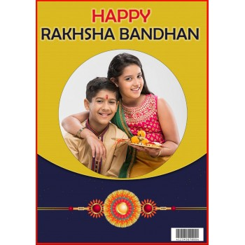 Happy Raksha Bandhan E Poster