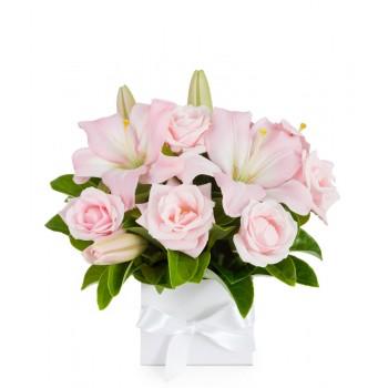 Paige Floral Bouquet