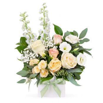 Crystal Floral Bouquet