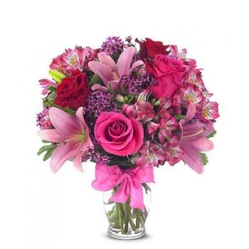 European Romance Bouquet