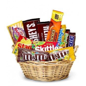 Everyones Favorite Candy Basket