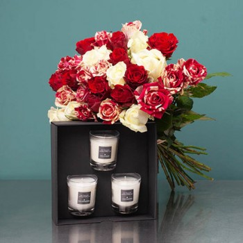Roses And Scented