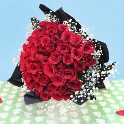50 Roses in Heaven