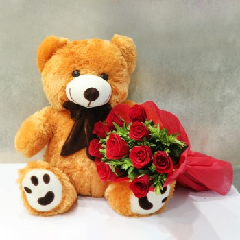 Darling Roses Combo