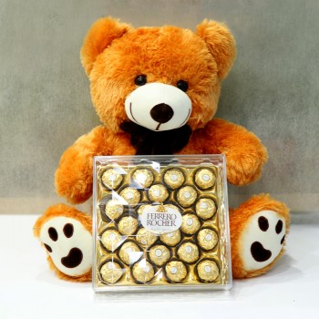 Winsome Teddy Combo