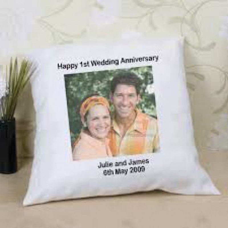 Personalized Photo Cushion