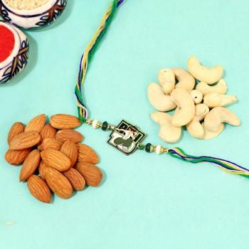 Ben Ten Rakhi with Crunchy nuts