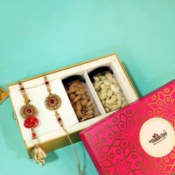 Golden Signature Box