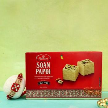 Stimulating Sweetest Rakhi Gift