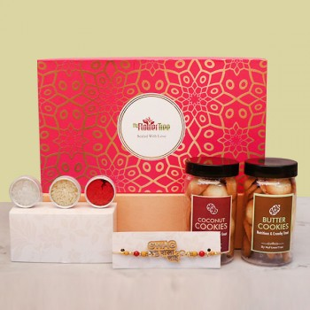 Swagful Signature Rakhi Box