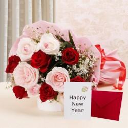 Splendid Rosy Greetings