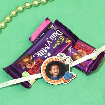 Choco Popeye Personalised Pack