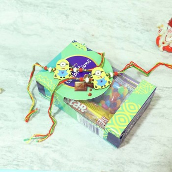 Kids Celebration Rakhi Pack