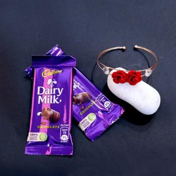 Pleasing Bracelet with Choco Combo