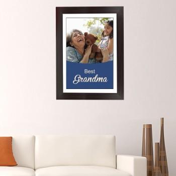 Charming Grandma Photo Frame
