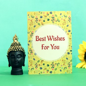 Rich Blessings from Budha