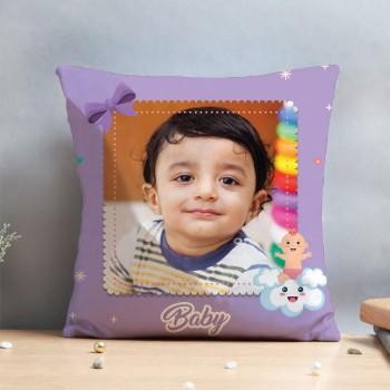 Baby Boy Stunner Cushion